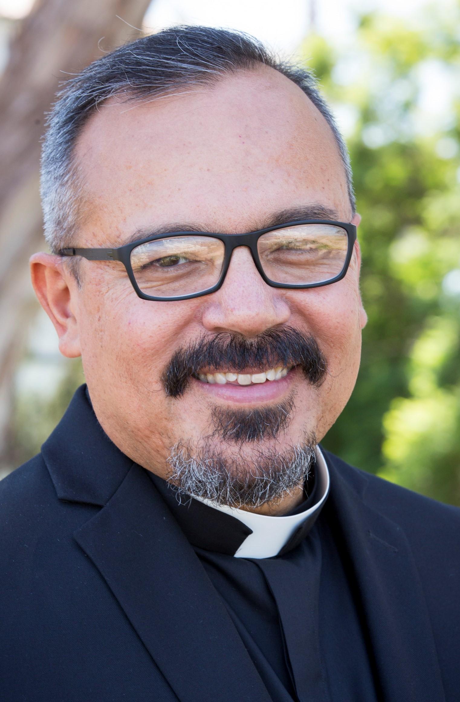Chaplain Manny